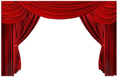 talent show curtain